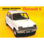 Manual Mecánico Renault 5