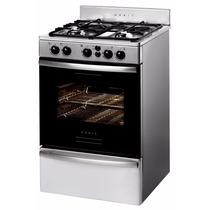 Cocina Orbis 858ac2m 55cm Inox Autolimpiante Lhconfort