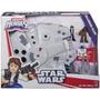 Millenium Falcon - Star Wars - Playskool Heroes - Hasbro!!!
