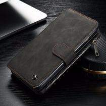 Elegante Cartera 2en1 Piel Iphone 6s Plus Celular Billetera
