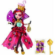 Ever After High Lizzie Hearts, De Mattel- Nueva