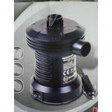 Compresor Bomba Inflar Colchones Salvavidas Para Carro 12v