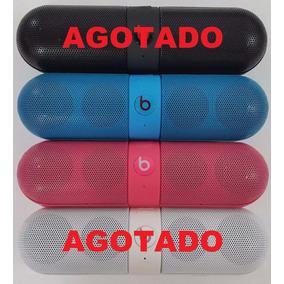 Corneta Beats Pill Bluetooth Aux Micro Sd Fm Usb Recargable