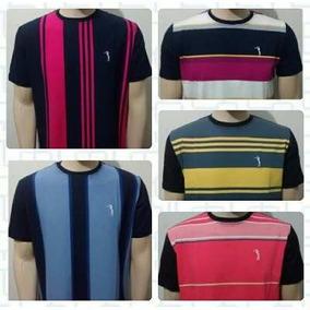 Kit 5 Camisas Sidon (mod Aleatory)