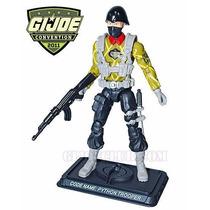 # Gi.joe Cobra Python Trooper Box Night Force Joecon 2013