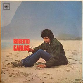 Lp Vinil Roberto Carlos Ano 1969 - Original (37645).