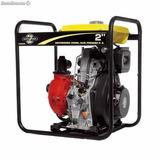 Motobomba Diesel Irrigação/multestagios 10 Hp P. Manual