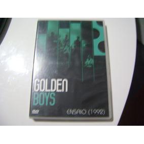 Dvd Golden Boys Ensaio 1992