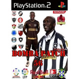 We Winning Eleven Bomba Patch 56 Ps2 Jogo Futebol Ps 2 Play2