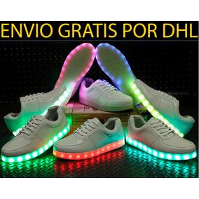 Tenis Led Luminosos Zapatos Envio Gratis