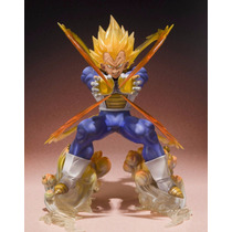 Super Saiyan Vegeta Dragon Ball Z Pvc Action Figure *bandai*