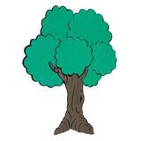 Painel Em Eva - Árvore Media