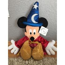 Mickey Mouse De Peluche Edición Especial Disney Store 50cm