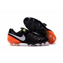 Chuteira Nike Tiempo Legend Vl Fg Original Profissional