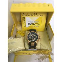 Relógio Invicta 0896 S1 Rally Original Top! Caixa M25