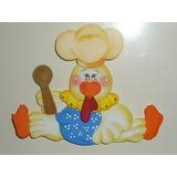 Figuras Decorativas Para El Hogar En Foami!!