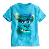 Remera Niños Monster Inc.original Disney