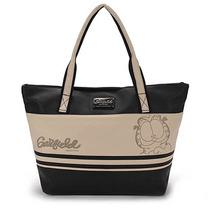 Bolsa Shopping Bag Semax Garfield - Preto U