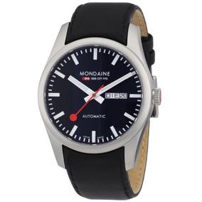 7861e8a29a1 Reloj Mondaine Submarino Automatico En Perfecto Estado - Joyas y ...