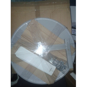 Antena Parabólica Metálica 5.5-5.8 Ghz. - 28.3 Dbi
