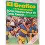 Boca Monzón Cassius Huracán Independiente Gráfico 2835