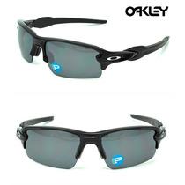 Oakley Flak 2.0 Polished Black - Black Iridium Polarized