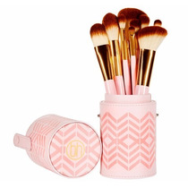Set De Brochas Pink Perfection Marca Bh Cosmetics