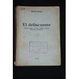 Manuel Rojas El Delincuente 1935