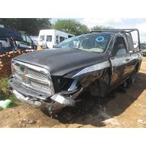 Dodge Ram 2500 2011 Venta De Refacciones