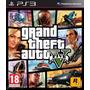 Gta V Ps3 | Grand Theft Auto V | Entrega Hoy | Mercadolider!