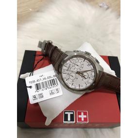Relógio Tissot Prs 200 Prs200 Couro Lançamento Original G04
