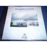 Art Ensemble Of Chicago Full Force Cd Ecm Usa Impecable