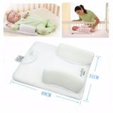 Almohada Antivuelco Y Antireflujo Para Bebé