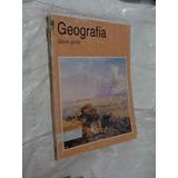 Libro Geografia Quinto Grado , Año 1995 , 175 Paginas , Con