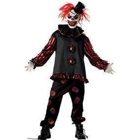 Carver The Killer Clown Costume