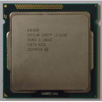 Intel Core I3 2100 3.10ghz Socket 1155