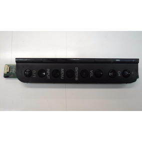 Placa Pci Comandos + Sensor Cr Tv Lcd Lg 32ld650