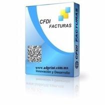 Cfdi Facturas 100 Timbres + Programa Gratis+version Web