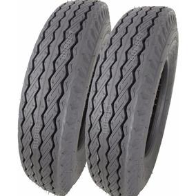 02 Pneus Pirelli 6.50-16 Ct52 P/ Chevrolet C10 D10 Aro 16