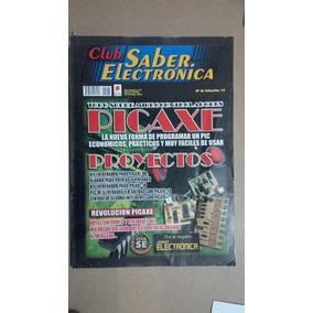 Libro Clubse No 16 Todo Sobre Microcontroladores Picaxe