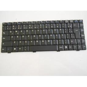 Teclado Notebook Semp Toshiba Sti Is1462 V022405bk5 Br