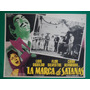 Luis Aguilar La Marca De Satanas Flor Silvestre Cartel Cine