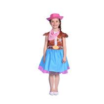 Disfraz Sheriff Callie Pollera Lic.disney Original New Toys