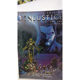 Injustice Gods Among Us: Año 2 Vol.2 Dc Definitive Edition
