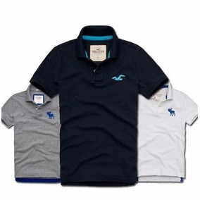 Camisa Polo Hollister Masculino Hollister