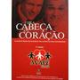 Livro Com A Cabeça E O Coração Marcos Antonio Gonçalves