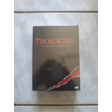 Box Dvd Damages - A Série Completa - 15 Discos