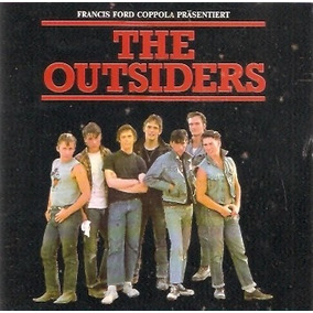 Cd The Outsiders - Original Soundtrack - Importado -
