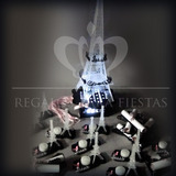 Torre Eiffel + Ceremonia De Velas + Pergaminos De Regalo
