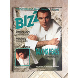 Revista Bizz Talking Heads Paralamas Lulu Santos Ano 1988